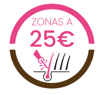 sesiones 25€ mujer