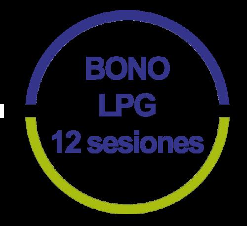 bono lpg 12 sesiones